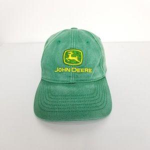 John Deere Green Baseball Hat
